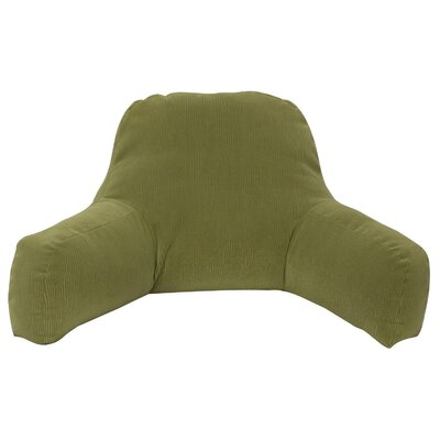 Omaha Bed Rest Pillow Color: Olive