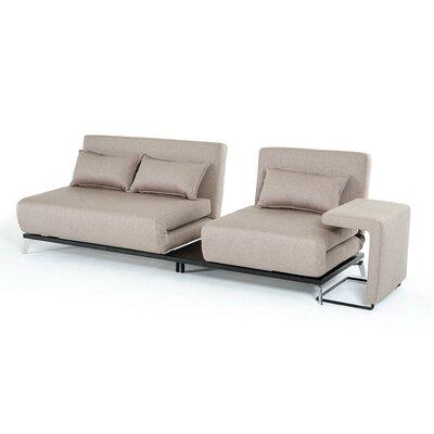 VIG Furniture VGIDJH033-A Divani Casa Fairview Convertible Sofa