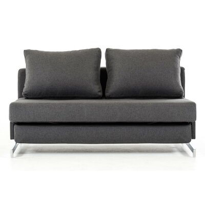 VGIDJK043-3-GRY VGX1567 VIG Furniture Divani Casa Sepulveda Covertible Sofa