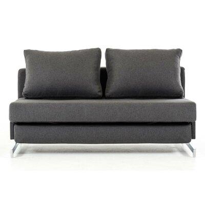 VIG Furniture VGIDJK043-3-GRY Divani Casa Sepulveda Covertible Sofa