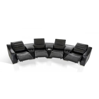 VGKNE9020-ECOBLK VIG Furniture Sectionals