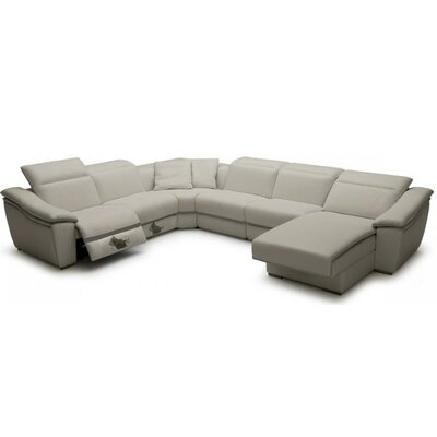 VGKK1728-GRY VIG Furniture Grey Sectionals