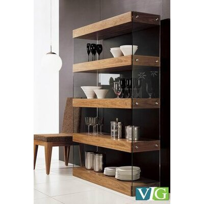 Modrest Aura Modern 72 Bookcase Product Picture 1163
