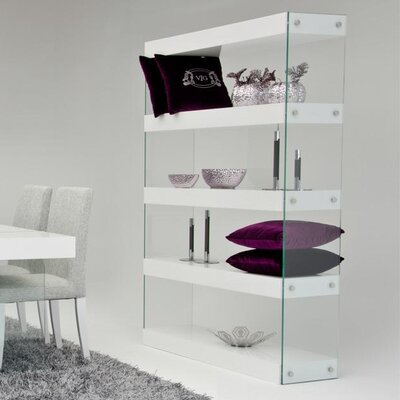 Modrest Aura Modern Floating Bookcase Product Photo