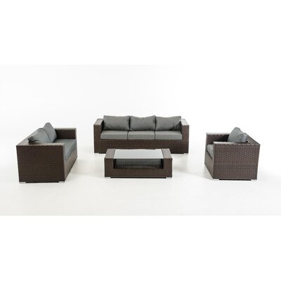 Renava Le Mira Deep Seating Group Cushion - Product photo