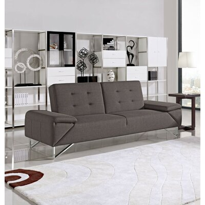 VGMB1467 VGX1415 VIG Furniture Divani Casa Briza Convertible Sofa