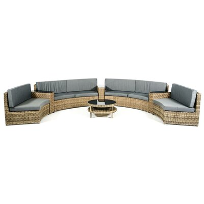 Renava Cobana Outdoor Sectional Deep Seating Group Cushion - Product photo
