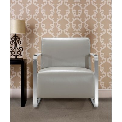 Parmley Slipper Chair Upholstery: Gray