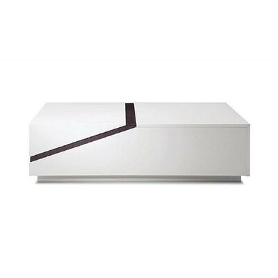 Camron Contemporary Rectangle Coffee Table