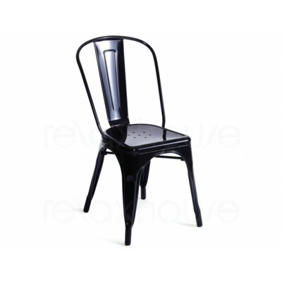 Modrest Side Chair Finish: Black