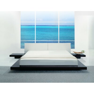 Opal Platform Bed Size: King