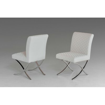 Camron Modern Upholstered Dining Chair