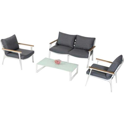 Ridgefield 5 Piece Lounge Seating Group