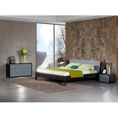 Cohrs King Upholstered Platform Bed