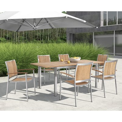 Juarez 7 Piece Dining Set