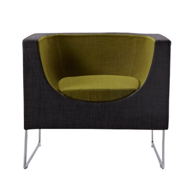 Joseph Contemporary Barrel Chair