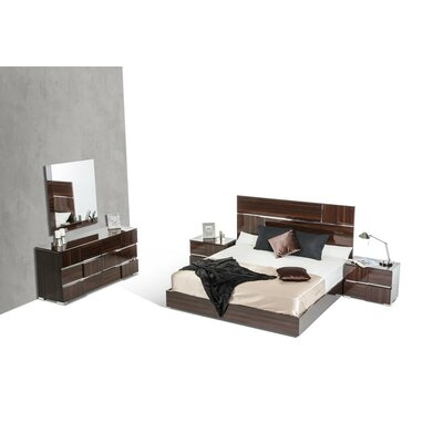 Falbo Italian California King Platform Bed
