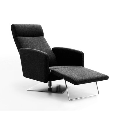 Coalpit Heath Modern Fabric Reclining Lounge Chair