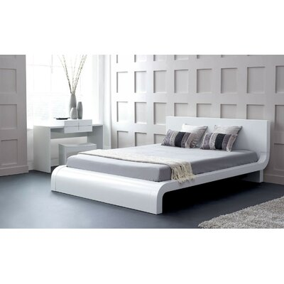 Sommerset Modern Platform 5 Piece Bedroom Set