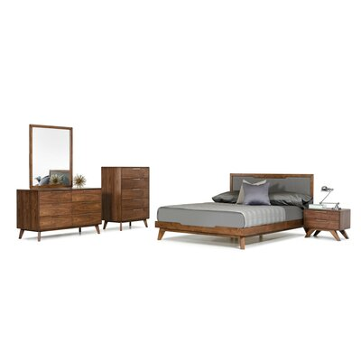 Creek Side Platform Bed Size: Queen