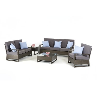 Renava Lavita 5 Piece Lounge Seating Group