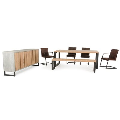 Modrest Reese 7 Piece Dining Set