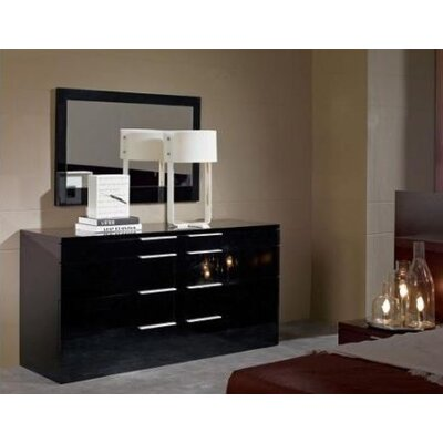 Canipe Night 8 Drawers Dresser