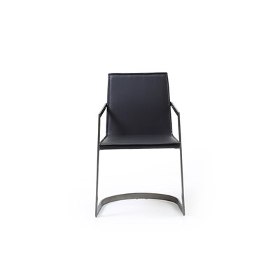 Camron Modern Upholstered Arm Chair