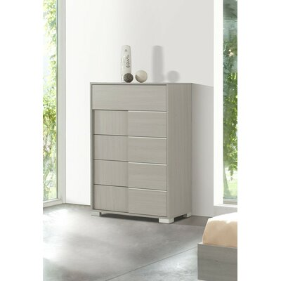 Capel 5 Drawer Chest