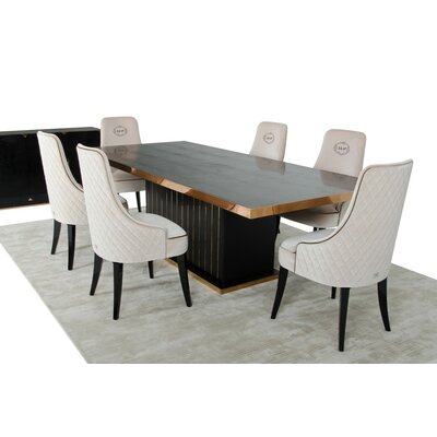 Kattie 8 Piece Dining Set