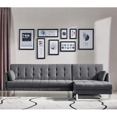 Baize Sleeper Sectional