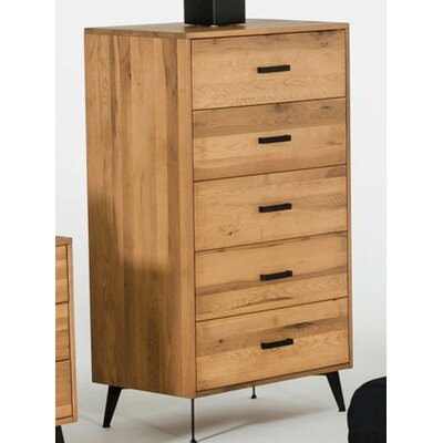 Aaden 5 Drawer Chest