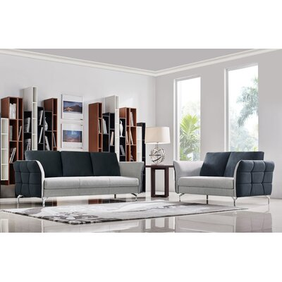 Geraldine Configurable Living Room Set