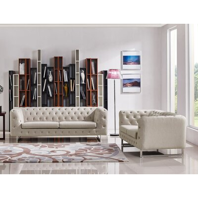 Enya Configurable Living Room Set