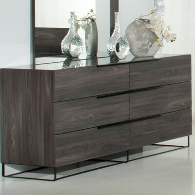 Lyons 6 Drawer Dresser