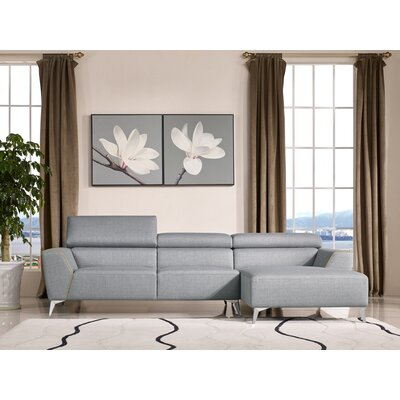 Bever Reversible Sectional
