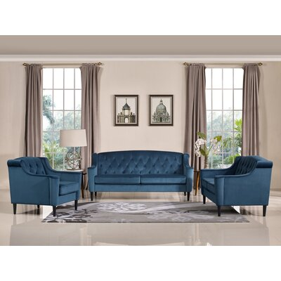 Crewkerne Configurable Living Room Set