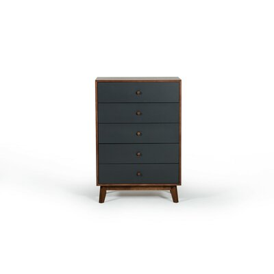 Mcswain 5 Drawer Chest
