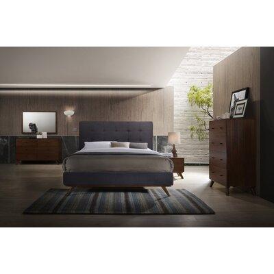 Dunouragan Platform Configurable Bedroom Set Size: King