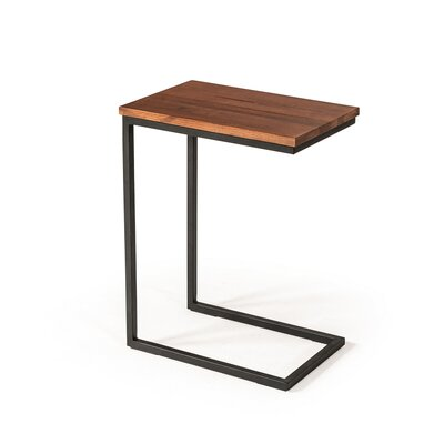 Milewski Aged End Table