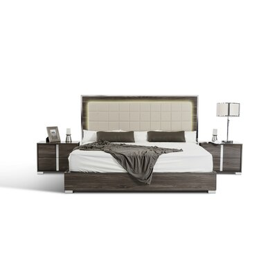Chretien Califonia King Platform Bedroom Set