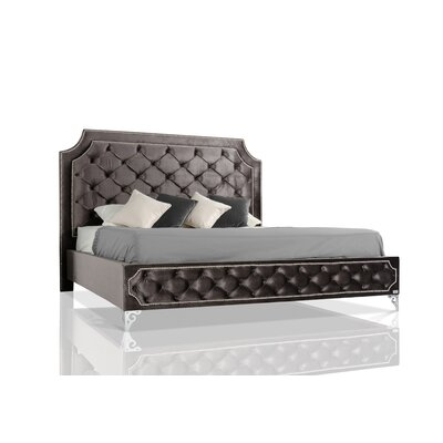 Keenum Queen Upholstered Platform Bed