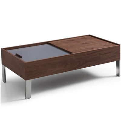 Secrest Coffee Table with Storage