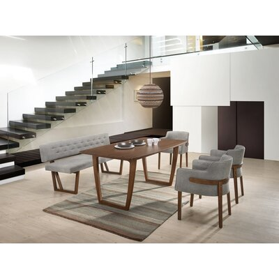 Creeve 6 Piece Dining Set