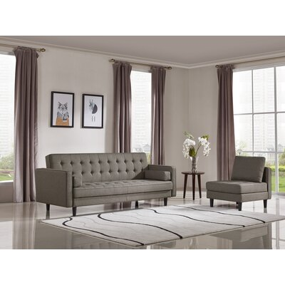 Gilreath 2 Piece Living Room Set