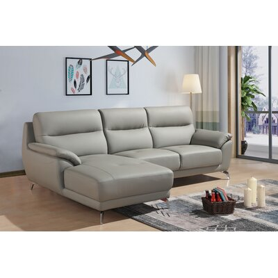 Rawson Sofa and Chaise Orientation: Left Hand Facing
