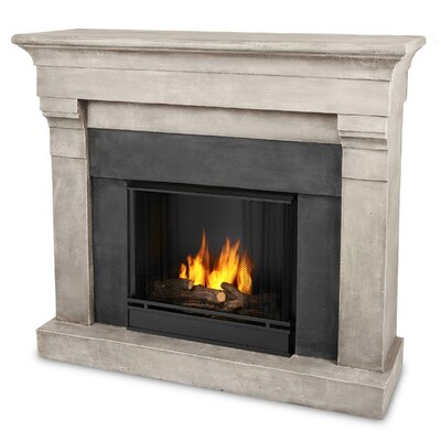 Real Flame 3737 Cs Torrence Cast Mantel Gel Fuel Fireplace Reviews