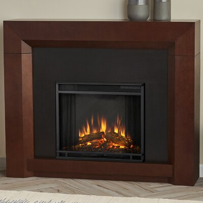 Real Flame 4001e Dw Colton Electric Fireplace Finish Dark Walnut