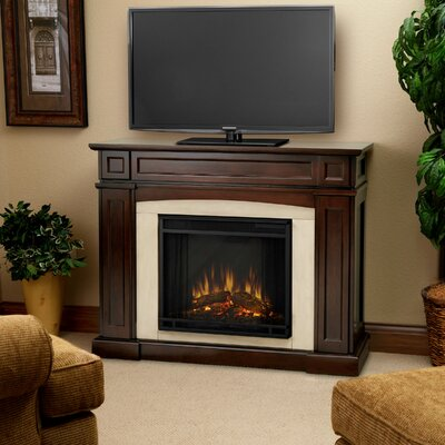 The Key Advantage Of Shopping On The Web Of The Real Flame Electric And Gel  Fuel Fireplaces Rutherford 47u2033 TV Stand With Electric Fireplace Is The  Benefit.
