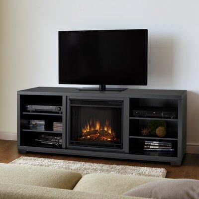 black tv electric fireplace w new 25 logset multi fire xd